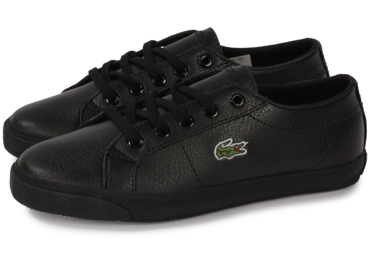 Chaussure lacoste, une marque de qualité